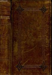 Missel De Sainte-Therese De L'Enfant Jesus A L'Usage De Tous Les Dioceses. Illustrations De E. Sonrel - Couverture - Format classique