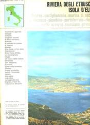 Riviera Degli Etruschi Isola D'Elba - Couverture - Format classique
