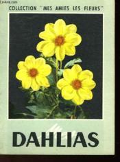 Mes Dahlias - Couverture - Format classique