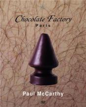Paul mccarthy chocolate factory, paris vol. 2 - Couverture - Format classique