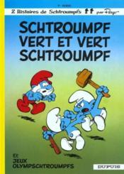 Les Schtroumpfs T.9 ; Schtroumpf vert et vert Schtroumpf - Couverture - Format classique