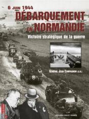 6 juin 1944 : debarquement en normandie - Couverture - Format classique
