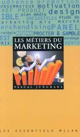 Les metiers du marketing - Intérieur - Format classique