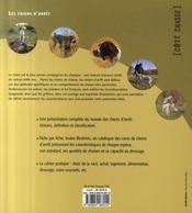 Les chiens d'arrêt - 4ème de couverture - Format classique