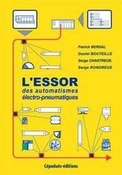 L'essor des automatismes electro-pneumatiques - Intérieur - Format classique