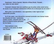 Le Ski Illustre De A A Z - 4ème de couverture - Format classique