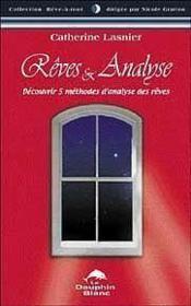 Reves Et Analyse - Couverture - Format classique