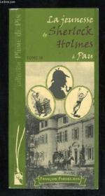La jeunesse de Sherlock Holmes à Pau t.3 - Couverture - Format classique