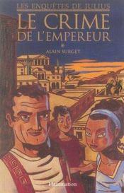 Julius t.2 le crime de l'empereur - Intérieur - Format classique