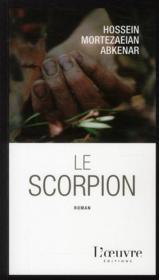 Le scorpion - Couverture - Format classique