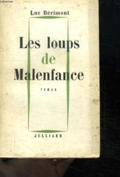 Les Loups De Malenfance. - Couverture - Format classique