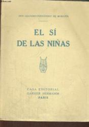El Si De Las Ninas - Couverture - Format classique