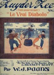 Zuyder Zee / Notre Amour Est Mort / Le Vrai Diabolo - Valse Pour Piano. - Couverture - Format classique