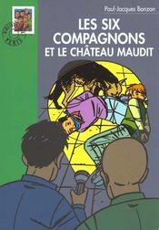 Les six compagnons - t09 - les six compagnons 09 - les six compagnons et le chateau maudit - Intérieur - Format classique