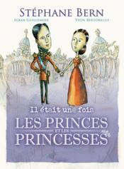 Il était une fois les princes et les princesses - Couverture - Format classique