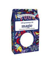 100 grammes de magie - Couverture - Format classique
