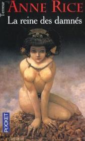 Chroniques des vampires T.3 ; la reine des damnés - Couverture - Format classique
