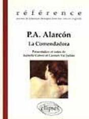P.A.Alarcon La Comendadora Oeuvres De Litterature Etrangere Dans Leur Version Originale - Intérieur - Format classique