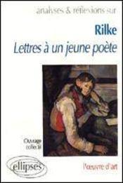 Rilke Lettres A Un Jeune Poete L'Oeuvre D'Art - Intérieur - Format classique
