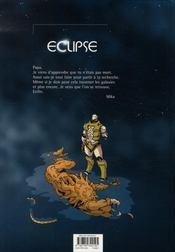 Éclipse t.1; au-delà - 4ème de couverture - Format classique