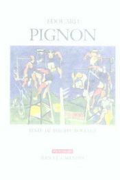 Edouard Pignon - Intérieur - Format classique