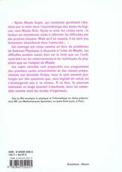 Maple acid - 4ème de couverture - Format classique