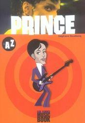 Prince de a a z - Intérieur - Format classique