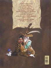 Sans famille t.1 ; mere barberin - 4ème de couverture - Format classique