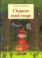 Le Chapeau Rond Rouge - Intérieur - Format classique