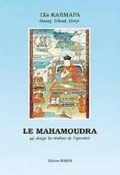 Mahamoudra - Couverture - Format classique