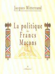 Politique Des Francs Macons - Intérieur - Format classique