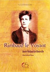 Rimbaud le voyant - Intérieur - Format classique