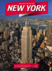New York (En francais) - Couverture - Format classique