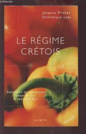 Le Regime Cretois - Couverture - Format classique