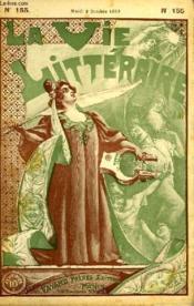 Une Dette. La Vie Litteraire. - Couverture - Format classique