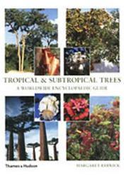 Tropical and subtropical trees - Couverture - Format classique