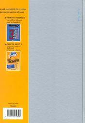 Sciences Physiques 3e Eleve Edition 94 - 4ème de couverture - Format classique
