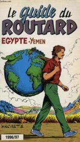Egypte, Yémen - Couverture - Format classique