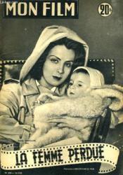 Mon Film N° 308 - La Femme Perdue - Couverture - Format classique