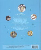 La Belle Au Bois Dormant - 4ème de couverture - Format classique