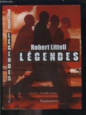Legendes - Couverture - Format classique