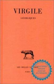 Georgiques - Couverture - Format classique