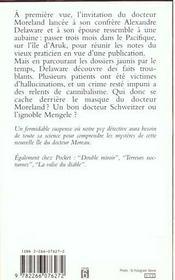 Le Nid De L'Araignee - 4ème de couverture - Format classique