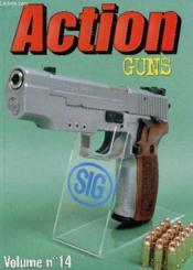 Action Gun T.14 - Couverture - Format classique