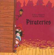 Pirateries - Intérieur - Format classique