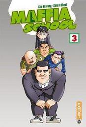 Maffia school t.3 - Intérieur - Format classique