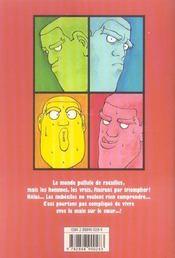 Maffia school t.3 - 4ème de couverture - Format classique