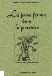 La jeune femme dans le pommier : - Intérieur - Format classique