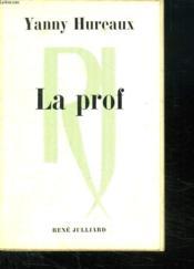 La Prof. - Couverture - Format classique