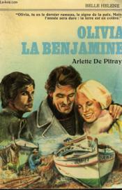 Olivia La Benjamine. Collection : A La Belle Helene. - Couverture - Format classique